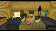 Minecraft-monster School: Cooking