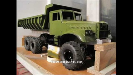 Готин модел на Краз 255