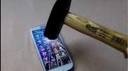 Razmazvane na Samsung Galaxy S3 Hammer
