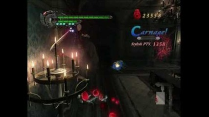 Devil May Cry 4 Walkthrough Level 2 Part 3