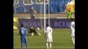 Левски - Монтана 1-0