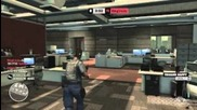 Max Payne 3 - Bringing an Ak to Work Gameplay Video
