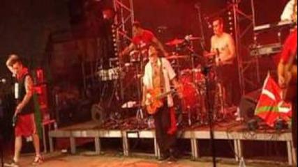 (live) Manu Chao - Clandestino
