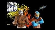 rey mysterio and sin cara theme song zaedno