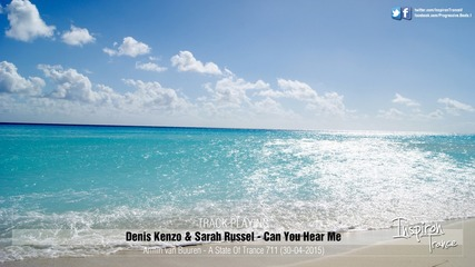 Denis Kenzo & Sarah Russel - Can You Hear Me