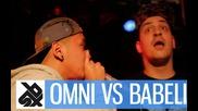 Babeli (ger) vs Omni (usa) | Saint Legends Beatbox Battle | 1/4 Final