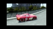 Lighting Mcqueen [gta Iv Car Mod, 1080p]