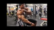 Phil Heath - Shoulder Training