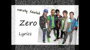 Zero Varsity Fanclub