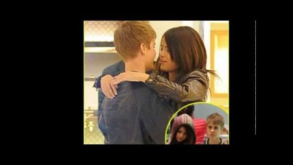 Justin Bieber and Selena Gomez - Perfect two