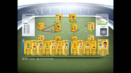Fifa 14 Demo Ultimate Team Gameplay