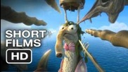 Ice Age: Continental Crack Up #1 & #2 Shorts  Drift Movie (2012) Hd