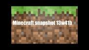 Minecraft snapshot revew 13w41b