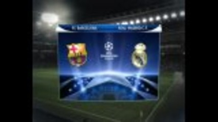 Pes 2010 Fc Barcelona - Real Madrid Cf (champions League)