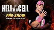 Wwe Hell in a Cell 2012 - Preshow
