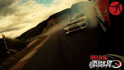 Hell King of Europe Drift Series Round Two by Katana team