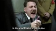 Hitler Reacts to Passing of Us Health Care Reform - March 21 2010