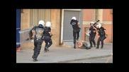 полицейска бруталност в Турция !