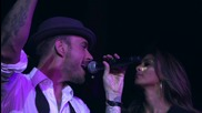 "Nicole Scherzinger & Matt Goss - ""feeling Good"" at Cafe de Paris"