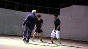 футболни улични трикове