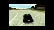 First drifting with mouse:)!
