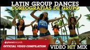 Latin Group Dance Hits ► Bailes De Grupo ► I Migliori Balli Di Gruppo Salsa Bachata Zumba
