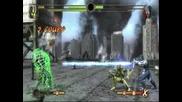 Mortal Kombat (2011) Mk9 - Tag Team Cyrax/sub Zero Arcade Ladder