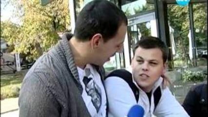 Лудият репортер !!! - За алкохола сред студентките