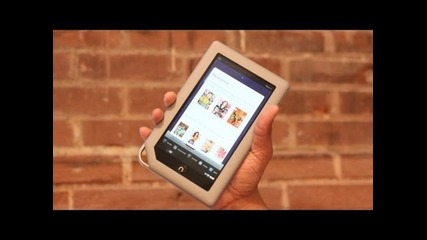 Unboxing: New Nook Tablet