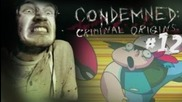 Pikachu Use Thunderbolt! - Condemned: Criminal Origins - Lets Play - Part 12