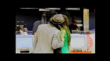Ian & Nina \ People's Choice Awards \ La Airport