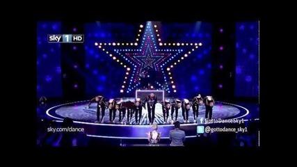 Got To Dance Series 3: Diversity performance