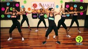 Boom Boom by Black Eye Peas Zumba