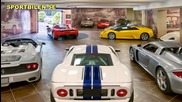 Amazing garages all over the world part 1