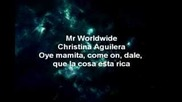 Pitbull ft Christina Aguilera - Feel This Moment (lyrics)