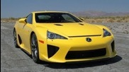 Launching the Lexus Lfa + Bloopers & Outtakes - Ignition Episode 16