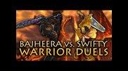 Bajheera vs Swifty - Legendary Warrior Duels: A Battle of Brothers