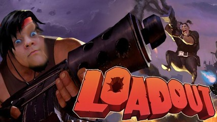 Loadout - първи поглед на безплатния 3d shooter от Steam