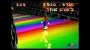 Super Mario 64 - Rainbow Road Textures