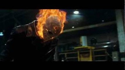 Ghost Rider - Disturbed - Inside The Fire