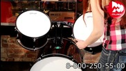 Как да сглобим барабанна установка