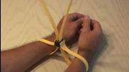 Как да се освободим от пластични белезници