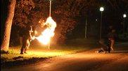 Flamethrower Psycho Scare Prank