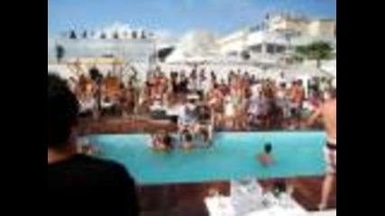 Sexy Cannes Palm Beach Club July 2009