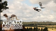 Andreu Lacondeuy: Riding Cam White's Massive Dirt Jumps