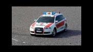 Audi Rs4 Avant Nef (notarzteinsatzfahrzeug) Rc-car