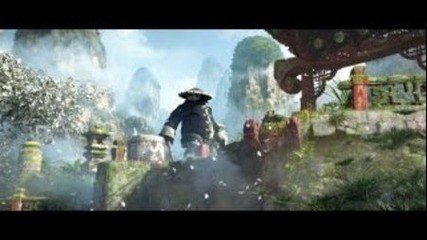 Трейлър на експанджън на World of Warcraft - Mists of Pandaria
