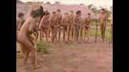 Изолирани от цивилизацията племето Zo е- в Амазония-іі