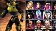 Top 10 Mortal Kombat Characters (hd)