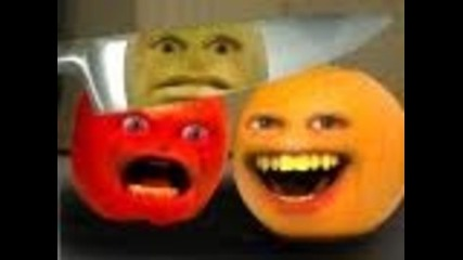 Annoying Orange - First Person Friuter